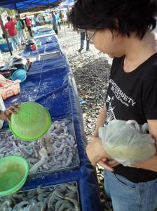 a KC spanar bläckfisk