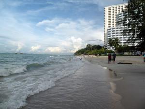 a stranden