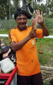 B fiskegubbe